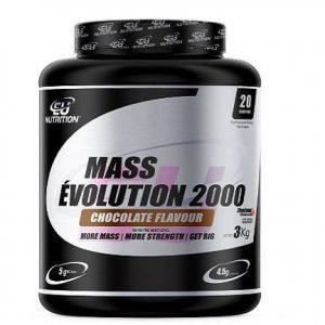 Creatina monohidratada Eu Nutrition Mass Evolution