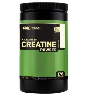 Creatina monohidratada Optimum Nutrition