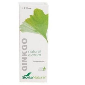Gingko biloba Soria Natural