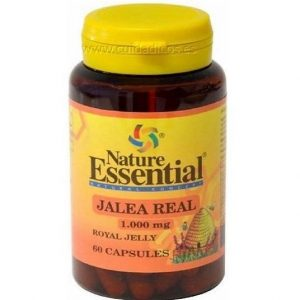 Jalea real con ginseng Nature Essential