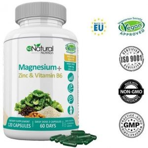 Suplemento de zinc N2 Natural Nutrition