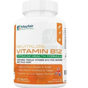 Vitamina B12 Mayfair Nutrition